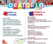 Festa dell'oratorio 2019!